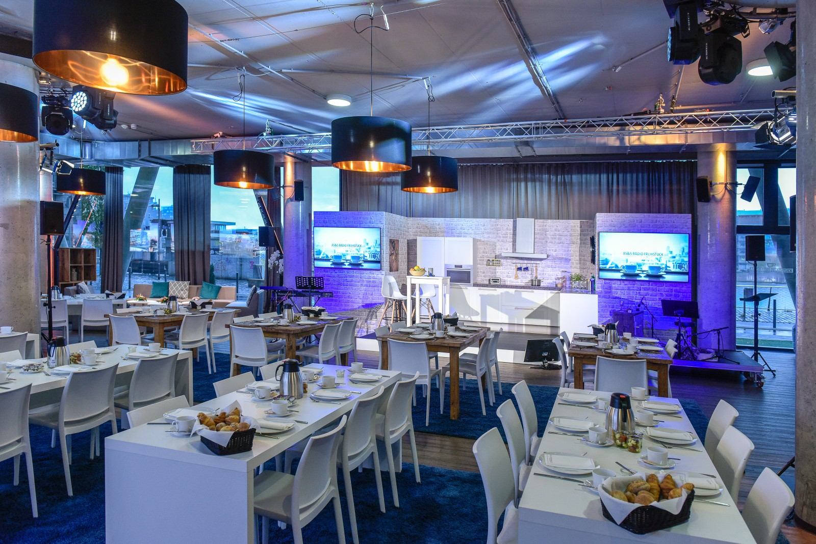 westhafen pier eventlocation frankfurt