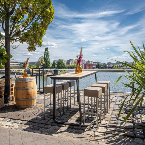 Westhafenpier Gallerie Eventformat Outdoor01